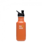 Klean Kanteen 18oz. Commuter Orange